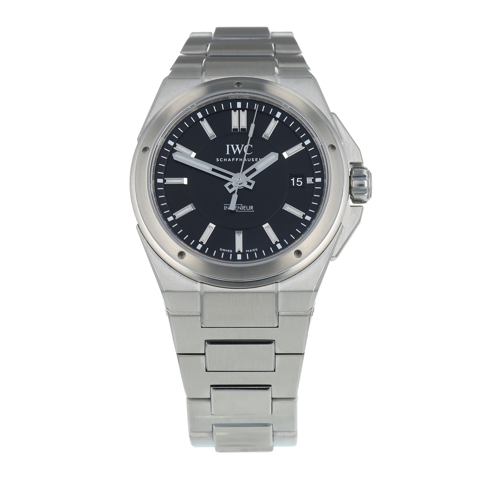 Pre-Owned IWC Ingenieur Mens Watch IW323902
