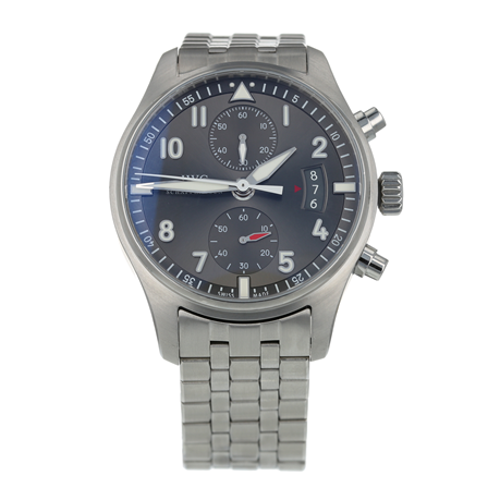 Pre-Owned IWC Spitfire Mens Watch IW387804