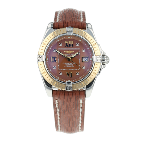 Pre-Owned Breitling Cockpit Ladies Watch D71356