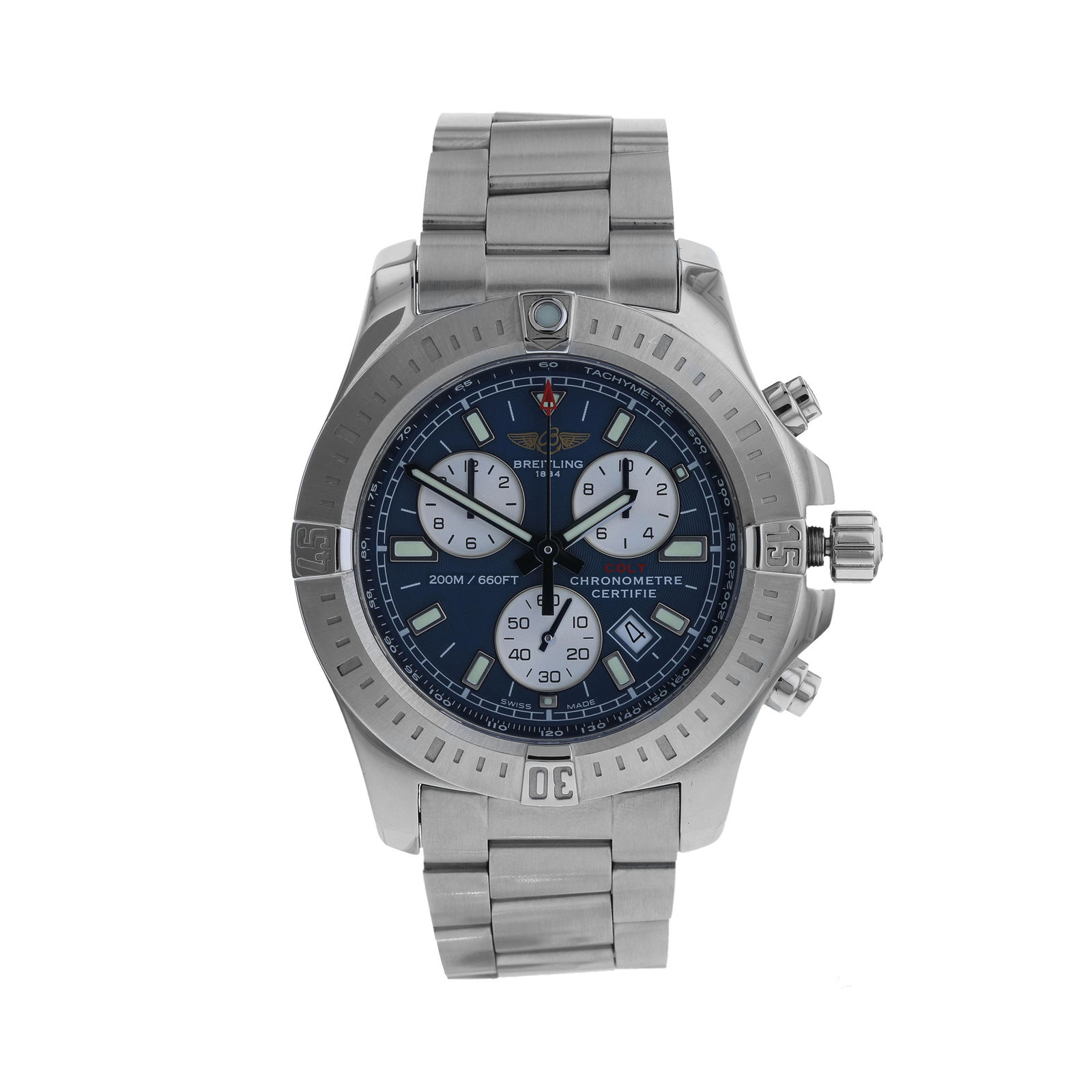 Pre-Owned Breitling Colt Mens Watch, Circa 2014