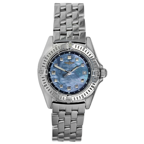 Pre-Owned Breitling Callistino Ladies Watch A72345