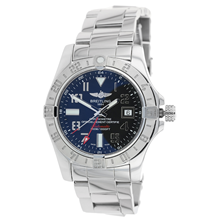 Pre-Owned Breitling Avenger II GMT Mens Watch