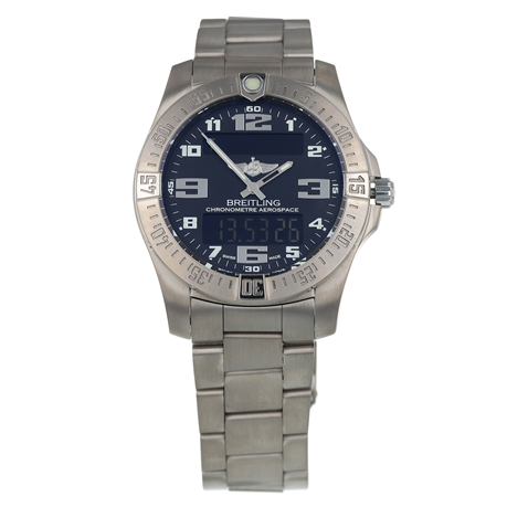 Pre-Owned Breitling Aerospace Evo Mens Watch E79363