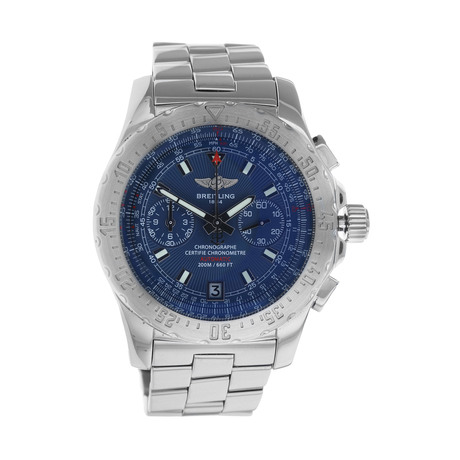 Pre-Owned Breitling Skyracer Men's Watch
