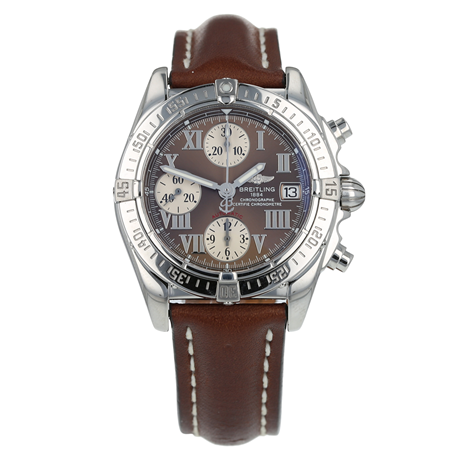 Pre-Owned Breitling Chrono Cockpit Mens Watch A13358