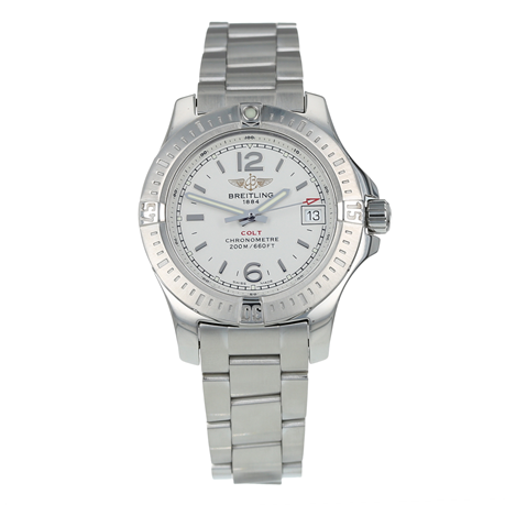 Pre-Owned Breitling Colt Ladies Watch A77388