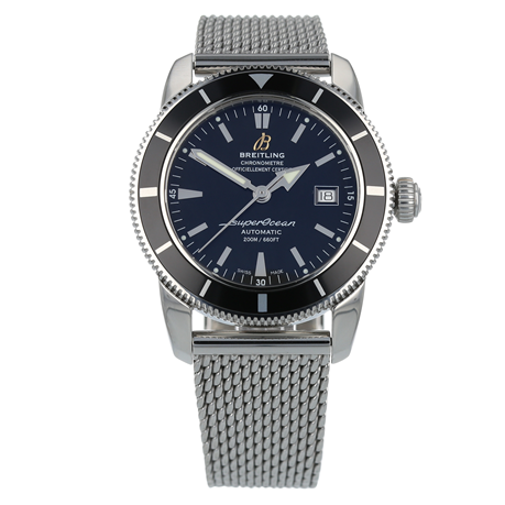 Pre-Owned Breitling SuperOcean Heritage Mens Watch A17321