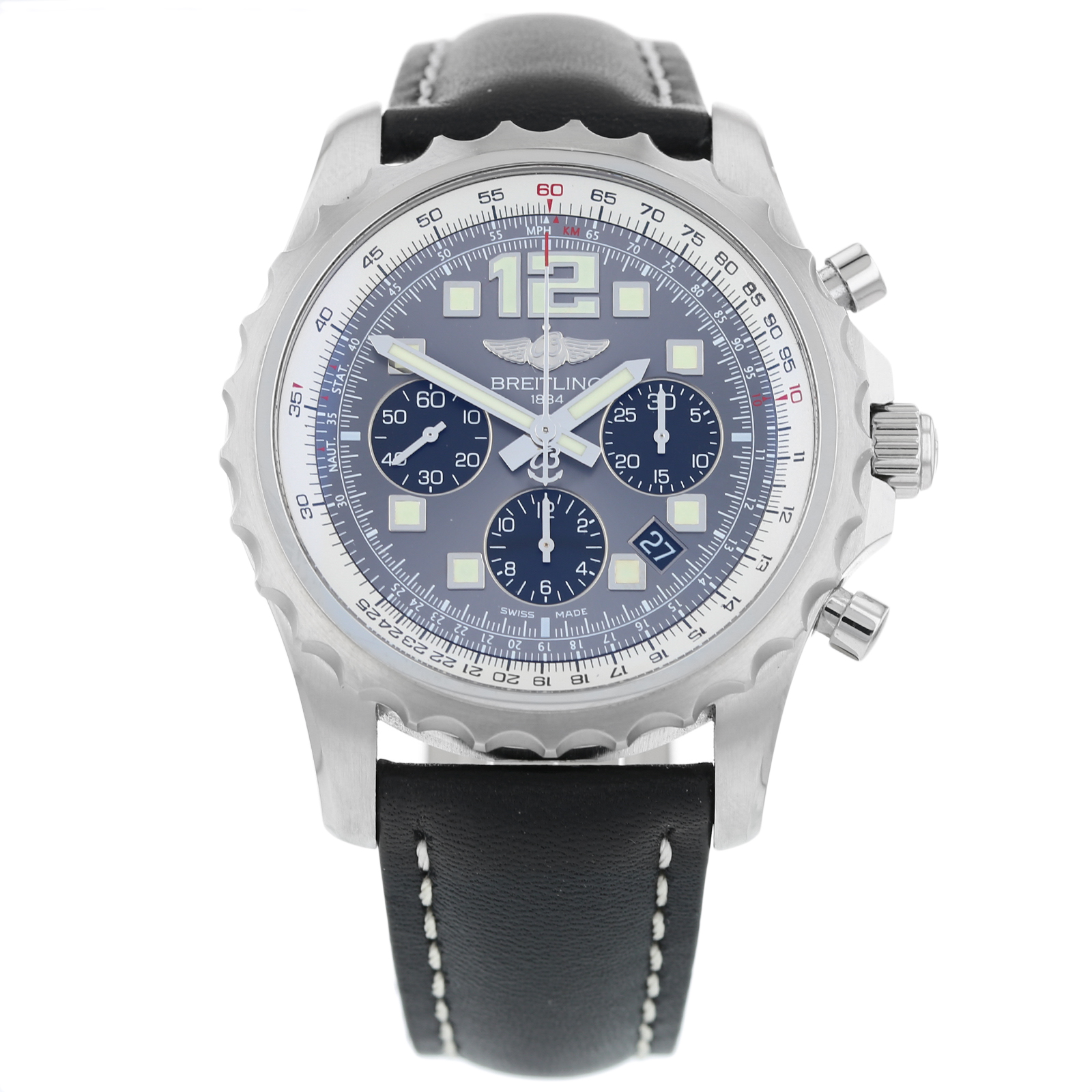 Pre-Owned Breitling Chronospace Mens Watch A2336035-F555
