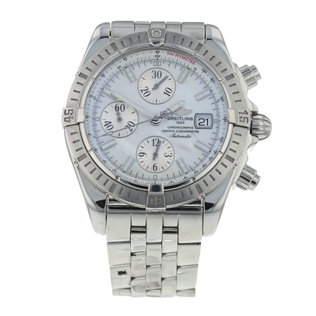 Pre-Owned Breitling Chronomat Evolution Mens Watch A13356