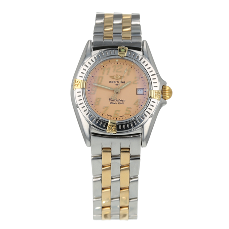 Pre-Owned Breitling Callistino Ladies Watch B52345