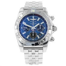 Pre-Owned Breitling Chronomat 44 Mens Watch AB0110