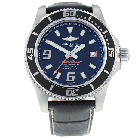Pre-Owned Breitling Super Ocean Mens Watch A1739102/BA80