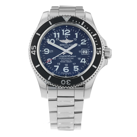 Pre-Owned Breitling SuperOcean II Mens Watch A17365
