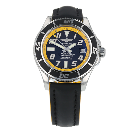 Pre-Owned Breitling SuperOcean 42 Mens Watch A17364