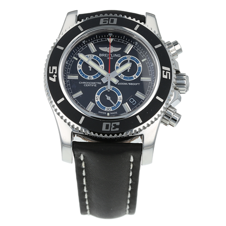 Pre-Owned Breitling SuperOcean Mens Watch A73310