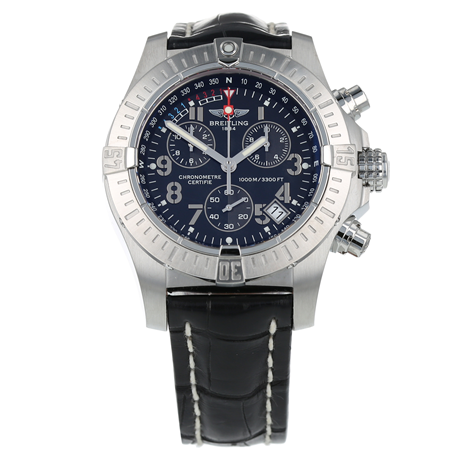 Pre-Owned Breitling Avenger Seawolf Mens Watch A73390