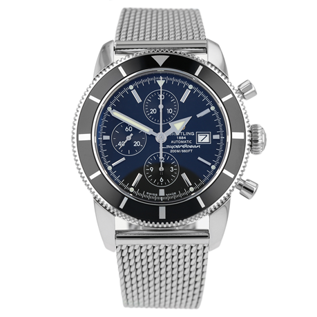 Pre-Owned Breitling SuperOcean Heritage Chronograph Mens Watch A13320