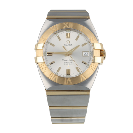 Pre-Owned Omega Constellation Double Eagle Mens Watch 1213.30.00