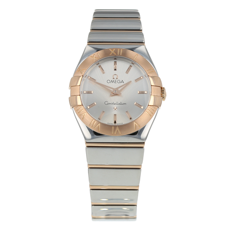 Pre-Owned Omega Constellation Ladies Watch 123.20.27.60.02.003