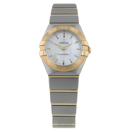 Pre-Owned Omega Constellation Ladies Watch 123.20.24.60.05.002