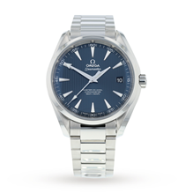 Pre-Owned Omega Seamaster Aqua Terra Master Co-Axial Mens Watch 231.10.42.21.03.003