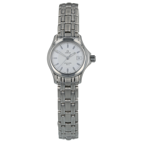 Pre-Owned Omega Seamaster Ladies Watch 2581.20.00