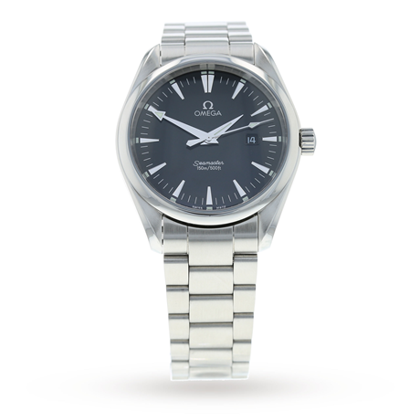 Pre-Owned Omega Seamaster Aqua Terra Mens Watch 2517.50.00