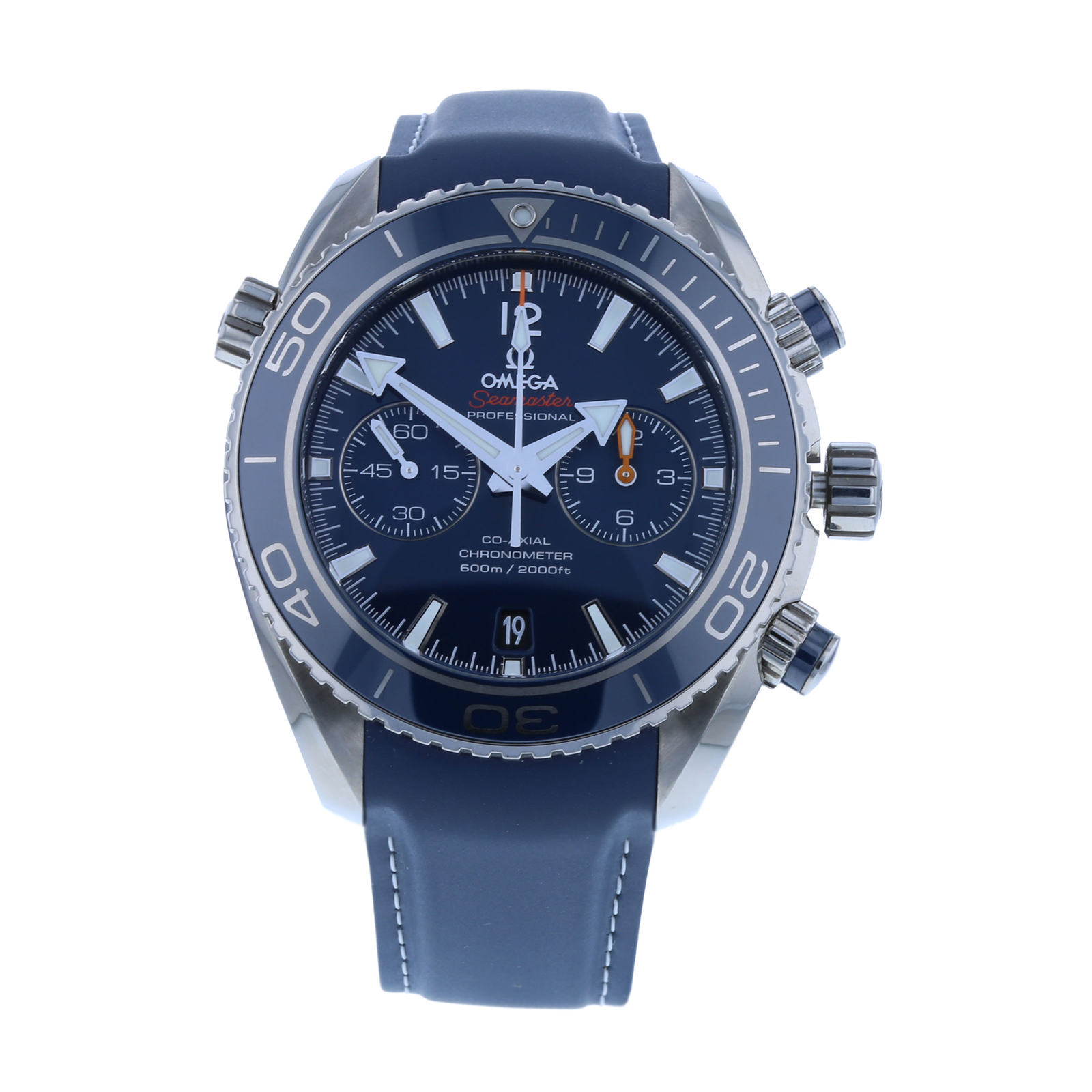 Pre-Owned Omega Planet Ocean, Circa 2013