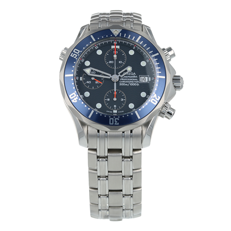 Pre-Owned Omega Seamaster 300M Chrono Diver Mens Watch 2599.80.00