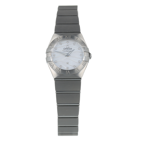 Pre-Owned Omega Constellation Ladies Watch 123.10.24.60.55.003