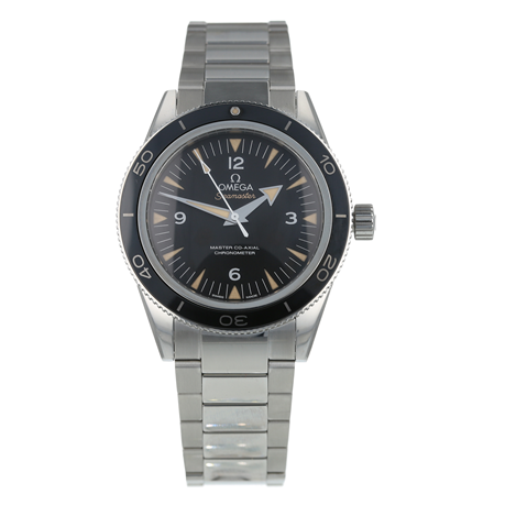 Pre-Owned Omega Seamaster Master Mens Watch 233.30.41.21.01.001