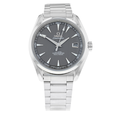 Pre-Owned Omega Aquaterra Co-Axial Mens Watch 231.10.42.21.06.001