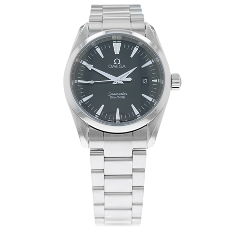Pre-Owned Omega Seamaster Aqua Terra Unisex Watch 2518.50.00
