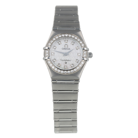 Pre-Owned Omega Constellation Ladies Watch 1460.75.00