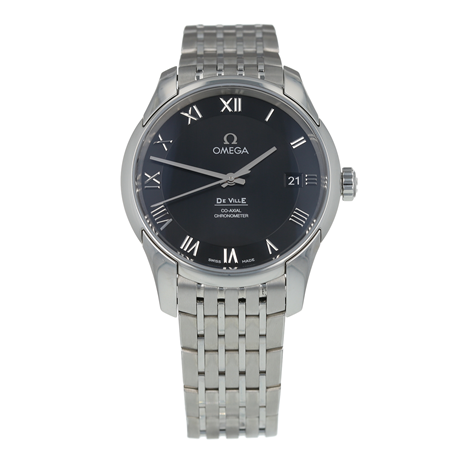 Pre-Owned Omega De Ville Mens Watch 431.10.41.21.01.001