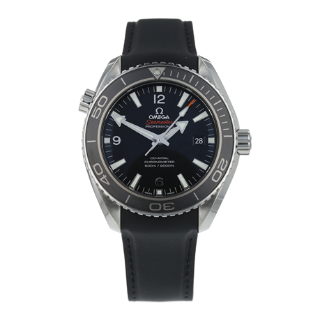 Pre-Owned Omega Seamaster Planet Ocean 600M Mens Watch 232.32.46.21.01.003