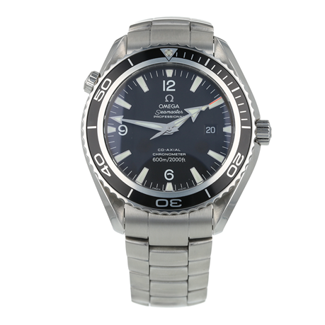 Pre-Owned Omega Seamaster Planet Ocean Mens Watch 2200.50.00