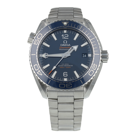 Pre-Owned Omega Seamaster Planet Ocean Mens Watch 215.30.44.21.03.001