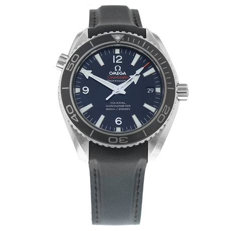 Pre-Owned Omega Seamaster Planet Ocean Co-Axial Mens Watch 232.32.42.21.01.003