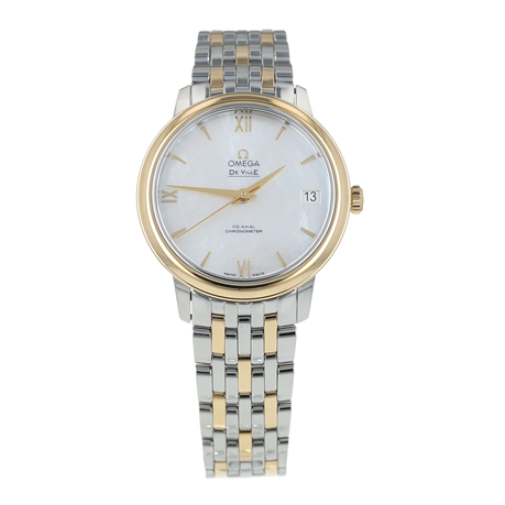 Pre-Owned Omega De Ville Prestige Ladies Watch 424.20.33.20.05.001