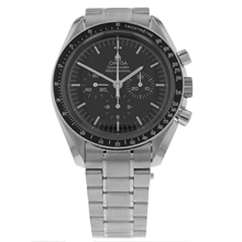 Pre-Owned Omega Speedmaster Moonwatch Professional Chronograph Mens Watch 3570.50.00