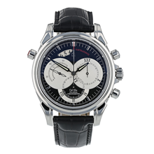 Pre-Owned Omega De Ville Rattrapante Mens Watch 4847.50.31