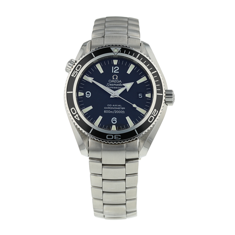 Pre-Owned Omega Seamaster Planet Ocean Mens Watch 2201.50.00
