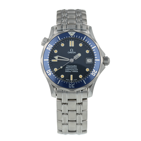 Pre-Owned Omega Seamaster Unisex Watch 2551.80.00