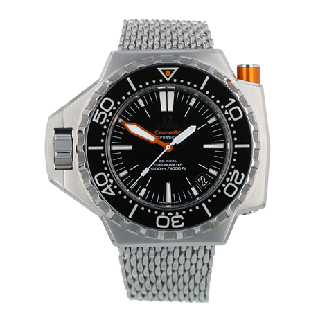 Pre-Owned Omega Seamaster Ploprof Mens Watch 224.30.55.21.01.001