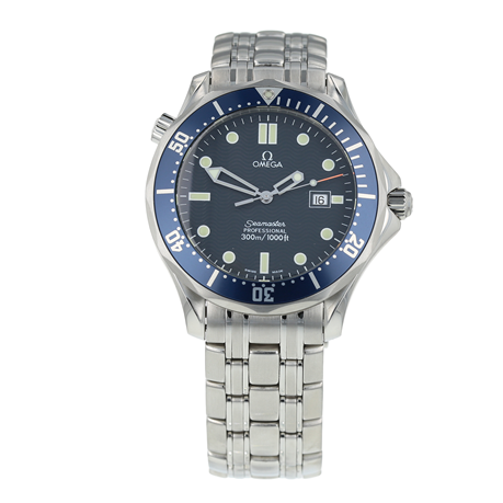 Pre-Owned Omega Seamaster Mens Watch 2541.80.00