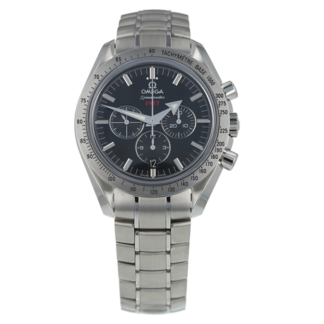 Pre-Owned Omega Speedmaster Broad Arrow Mens Watch 321.10.42.50.01.001