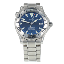 Pre-Owned Omega Seamaster Mens Watch 2263.80.00