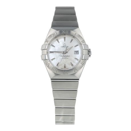 Pre-Owned Omega Constellation Ladies Watch 123.10.31.20.05.001