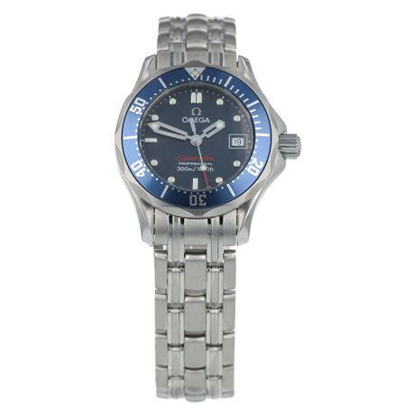 Pre-Owned Omega Seamaster Ladies Watch 2224.80.00